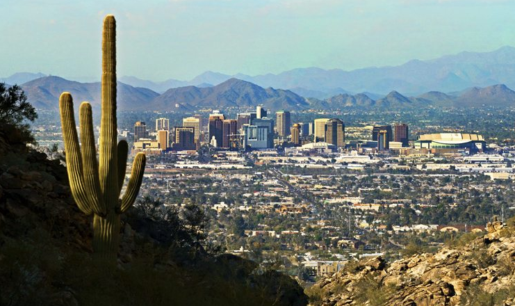 Phoenix overtakes NYC in Top 10 best cities for start-ups